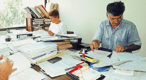 Απογραφή: Στους 768 χιλιάδες οι δημόσιοι υπάλληλοι | tanea.gr