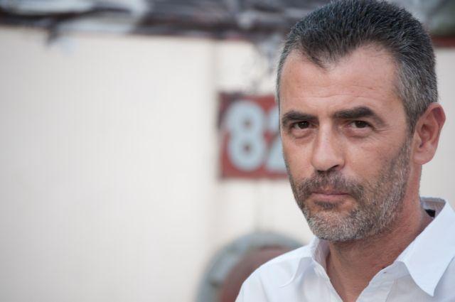Ο θυμωμένος  Νίκος Παναγιωτόπουλος | tanea.gr