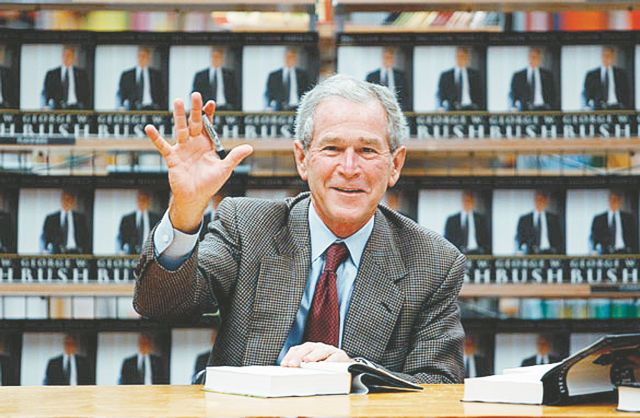 Τζορτζ Μπους Τζουνιορ | tanea.gr