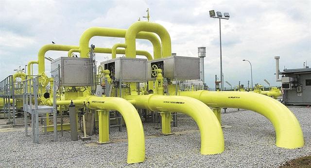 Μάχη τριών για την «αποθήκη» αερίου | tanea.gr