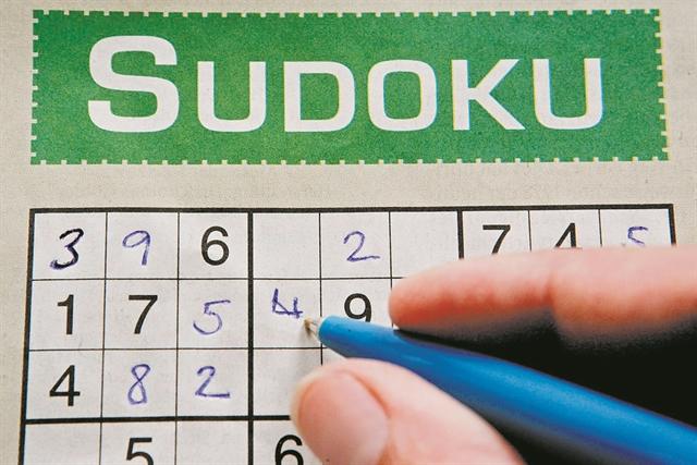 Σταυρόλεξα και Sudoku ακονίζουν το μυαλό | tanea.gr
