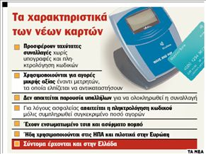 Έξυπνες κάρτες  αντί για πορτοφόλι | tanea.gr