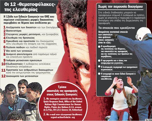 Δικαστές - SΟS από το εξωτερικό | tanea.gr