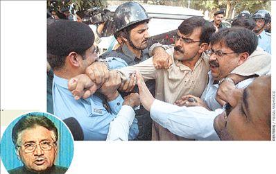 Μίνι πραξικόπημα στο Πακιστάν | tanea.gr