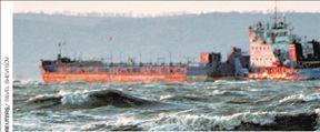Τεράστιες πετρελαιοκηλίδες σε Μαύρη Θάλασσα και Καλιφόρνια   tanea.gr