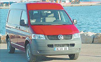 VW ΤRΑΝSΡΟRΤΕR | tanea.gr