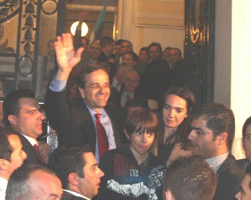 Καθαρή νίκη Σαμαρά | tanea.gr