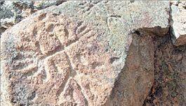 Οι βραχογραφίες στο ύψωμα Χίλια | tanea.gr