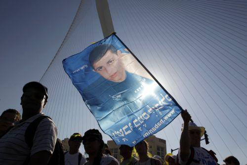 Η Χαμάς αφήνει ελεύθερο τον Σαλίτ  με αντάλλαγμα 1.000 Παλαιστινίους! | tanea.gr