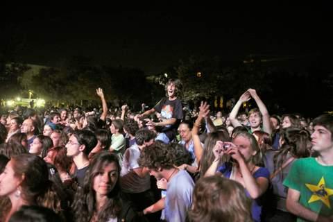 Ροκ πάρτι στον κήπο του Μεγάρου Μουσικής | tanea.gr