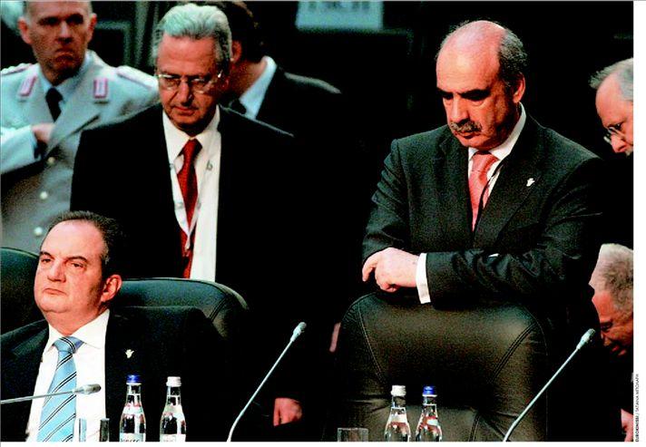 Τα αντίποινα του Μπους για το Βουκουρέστι | tanea.gr