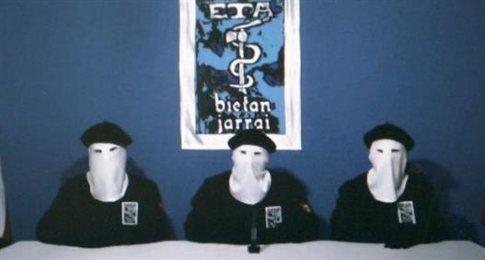Ισπανία: Το τέλος του ένοπλου αγώνα ανακοίνωσε η ΕΤΑ   tanea.gr