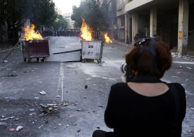 Σε έμφραγμα οφείλεται ο θάνατος του διαδηλωτή | tanea.gr