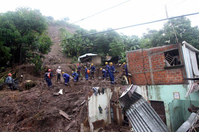 Εβδομήντα τέσσερις νεκροί από τροπική βροχή στην Κεντρική Αμερική | tanea.gr