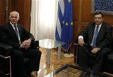 Υπευθυνότητα από Παπανδρέου και Σαμαρά ζήτησε ο Γιώργος Καρατζαφέρης | tanea.gr