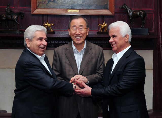 Θετικό το κλίμα στις διαπραγματεύσεις για το Κυπριακό   tanea.gr