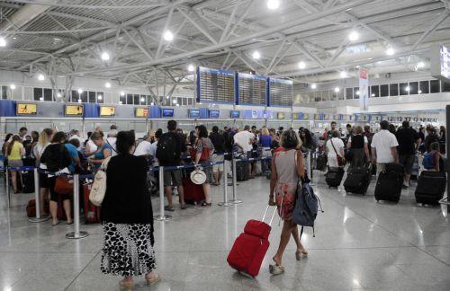 Ματαιώσεις και τροποποιήσεις πτήσεων αύριο   tanea.gr