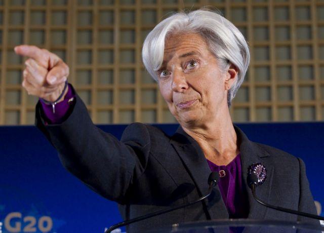 ΔΝΤ: Χρειάζεται μεγαλύτερο «κούρεμα» του ελληνικού χρέους | tanea.gr