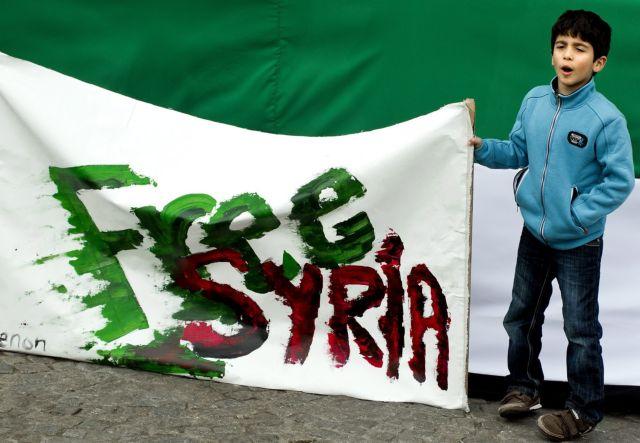 Προειδοποίηση Ασαντ προς τη Δύση | tanea.gr