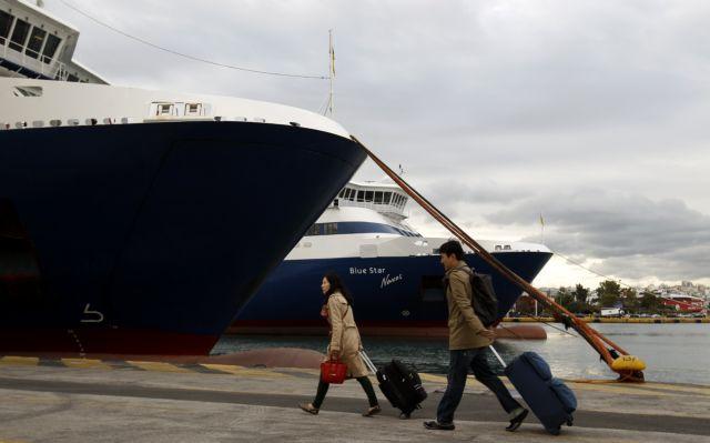 Αρχισαν οι ελλείψεις στα νησιά  λόγω των δεμένων πλοίων στα λιμάνια   tanea.gr