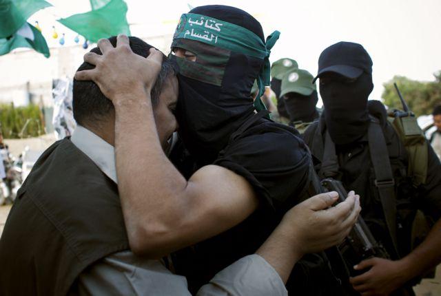 Αέρας ελευθερίας για 477 Παλαιστίνιους | tanea.gr