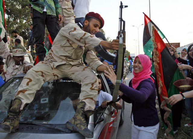 Την απελευθέρωσή της θα κηρύξει επίσημα σήμερα η Λιβύη   tanea.gr