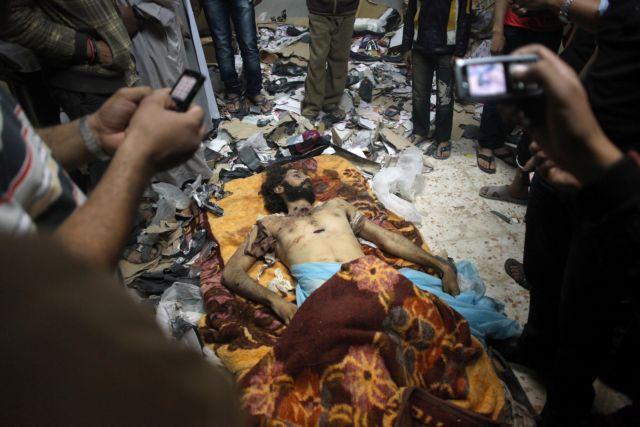 Νεκρός ο Μοτασίμ,  στο νοσοκομείο ο Σαΐφ | tanea.gr
