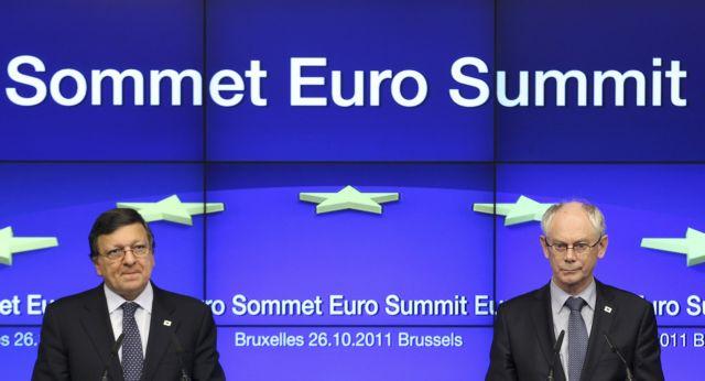 Κοινή έκκληση Μπαρόζο-Ρόμπαϊ προς G20 | tanea.gr