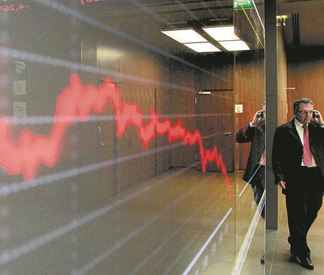 Τάση αποστροφής επενδυτικού κινδύνου στο Χρηματιστήριο Αθηνών | tanea.gr
