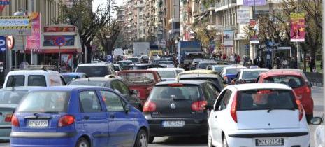 Κυκλοφοριακό μπλακ άουτ στην Αθήνα | tanea.gr