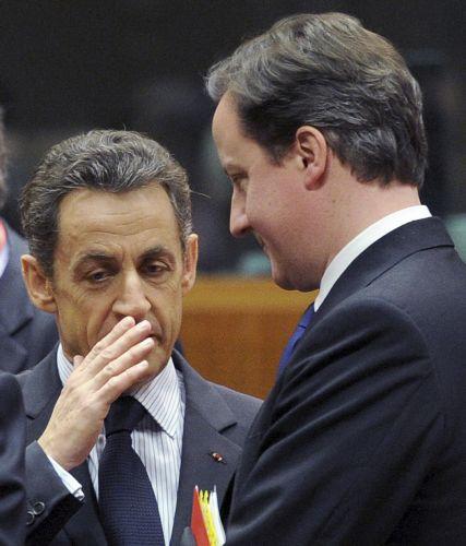 Γαλλοβρετανική κόντρα κορυφής στις Βρυξέλλες | tanea.gr