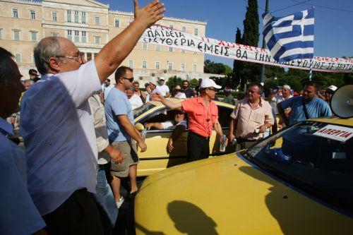 Η απελευθέρωση των ταξί στο Υπουργικό Συμβούλιο   tanea.gr