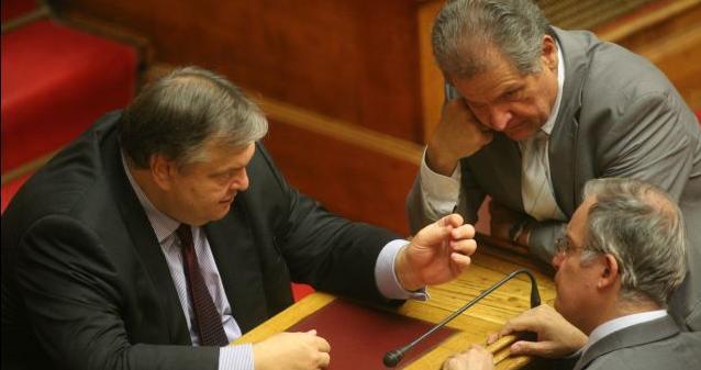 Βενιζέλος: Πρωτογενές πλεόνασμα 3,2 δισ. ευρώ το 2012 | tanea.gr