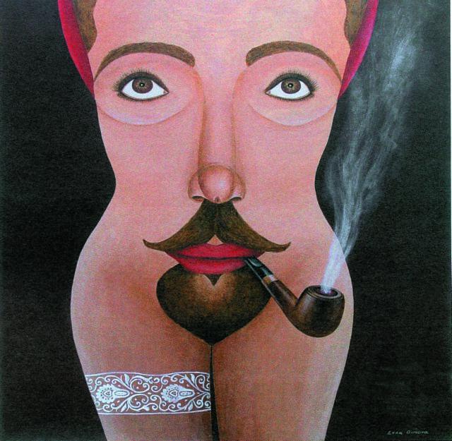 Ερωτική συνεύρεση τέχνης και πορνογραφίας   tanea.gr