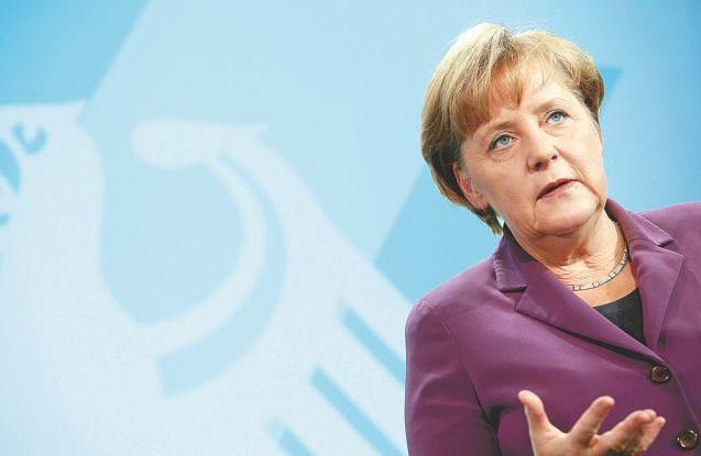 Μέρκελ: Η διάσωση της Ελλάδας είναι η βασική προτεραιότητα της ευρωζώνης για το 2012 | tanea.gr