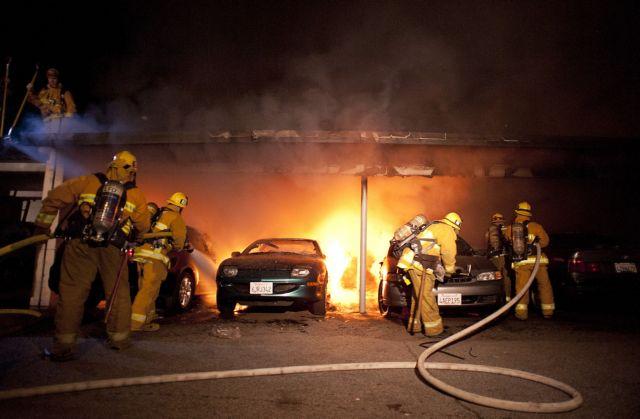 Συνεχίζονται οι εμπρησμοί  στις γειτονιές του Λος Αντζελες | tanea.gr