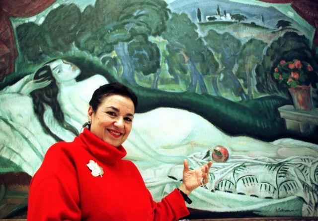 Η κυρία «πέντε εκατομμύρια επισκέπτες» | tanea.gr