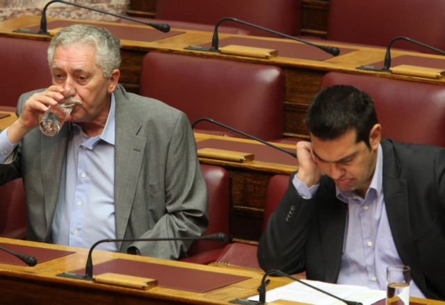 Ναυαγεί η συμπόρευση | tanea.gr