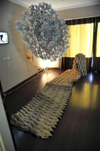 Τριάντα καλλιτέχνες «κατέλαβαν» ξενοδοχείο | tanea.gr
