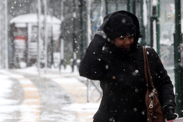 Θερμοκρασίες... Σιβηρίας  από σήμερα έως και την Πέμπτη | tanea.gr
