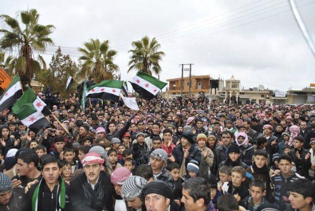 Συρία: Σφοδρά πυρά σε προάστια της Δαμασκού | tanea.gr