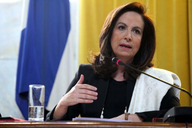 Διαμαντοπούλου: Η επόμενη κυβέρνηση να έχει πρωθυπουργό τύπου Παπαδήμου   tanea.gr