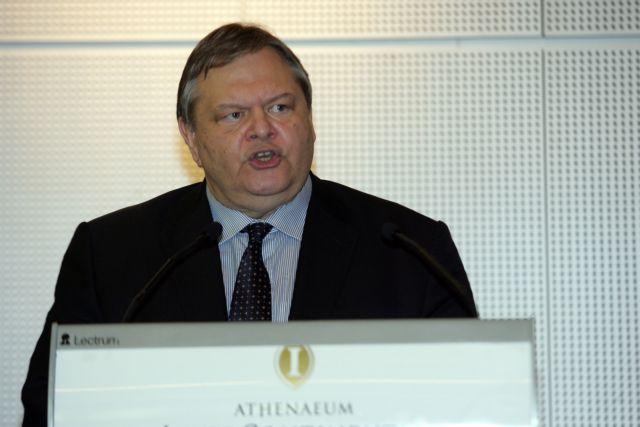 Βενιζέλος: Οι συνομιλίες για την ανταλλαγή των ελληνικών ομολόγων πάνε καλά | tanea.gr