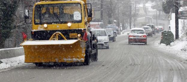 Προβλήματα από τα χιόνια και τους ισχυρούς ανέμους | tanea.gr