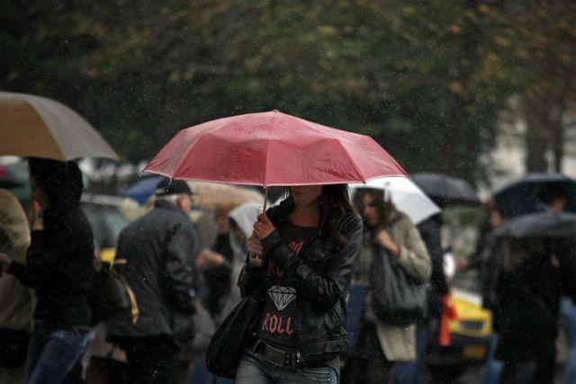 Επιδείνωση του καιρού με ισχυρές βροχές και καταιγίδες | tanea.gr