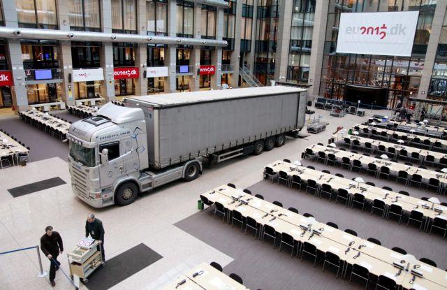 Η γενική απεργία στο Βέλγιο επισκιάζει τη Σύνοδο Κορυφής   tanea.gr