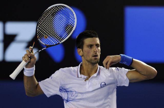 Ο Τζόκοβιτς προκρίθηκε στον τελικό του Όπεν της Αυστραλίας | tanea.gr