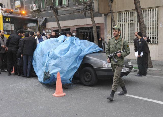 Και τέταρτος ιρανός πυρηνικός επιστήμονας νεκρός από βόμβα   tanea.gr