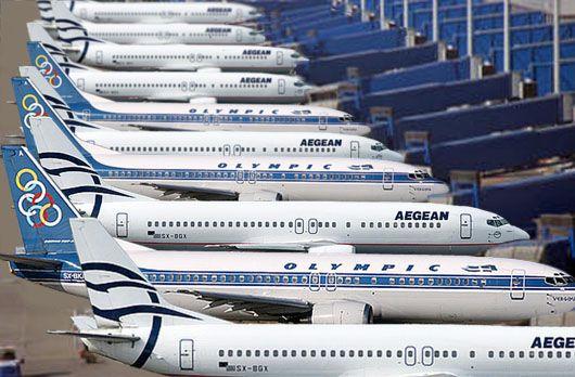 Αύξηση κατά 7% στις μεταφορές επιβατών από τις ευρωπαϊκές αεροπορικές εταιρείες | tanea.gr
