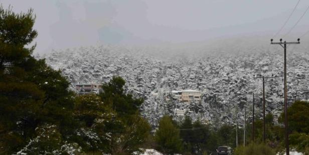 Χαμηλές θερμοκρασίες σε ολόκληρη τη χώρα | tanea.gr